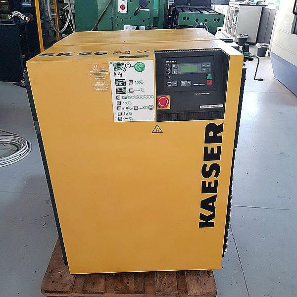 Compressore_KAESER_MOD_SK26_stock_fallimenti